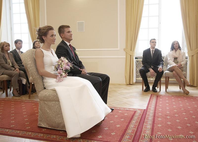 zdjęcia ślubne Warszawa, Pałac Ślubów
