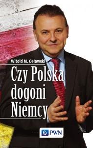 Czy Polska dogoni Niemcy, zdjęcie okładkowe Marcin Lewandowski