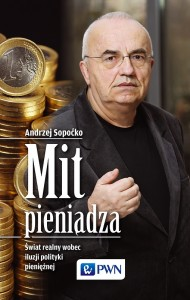 Mit pieniądza, zdjęcie okładkowe Marcin Lewandowski