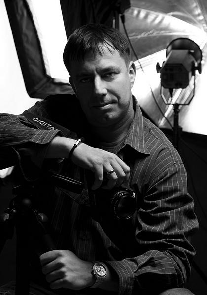 Marcin Lewandowski - fotograf z wyczuciem ;-)