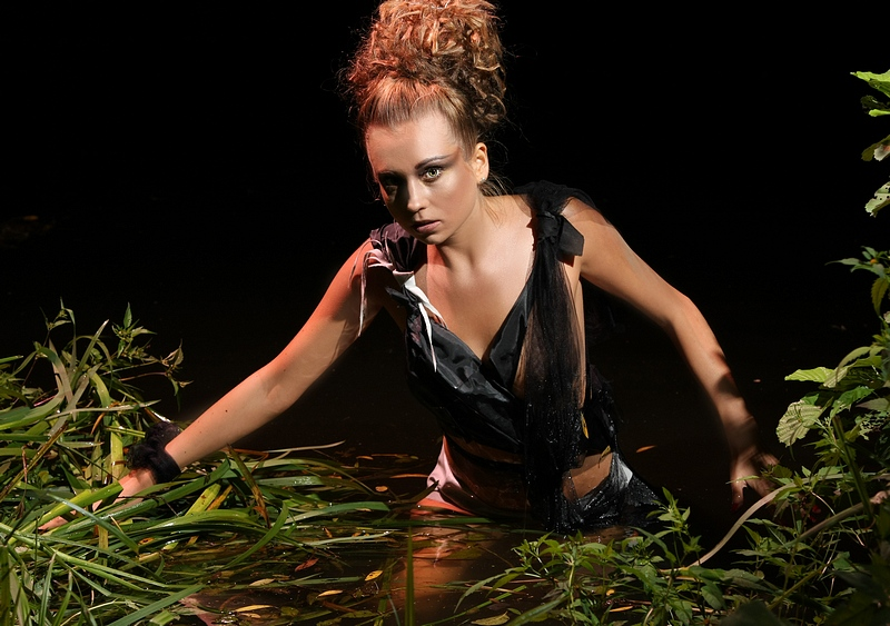 EXCLUSIVE – Magda z jeziora