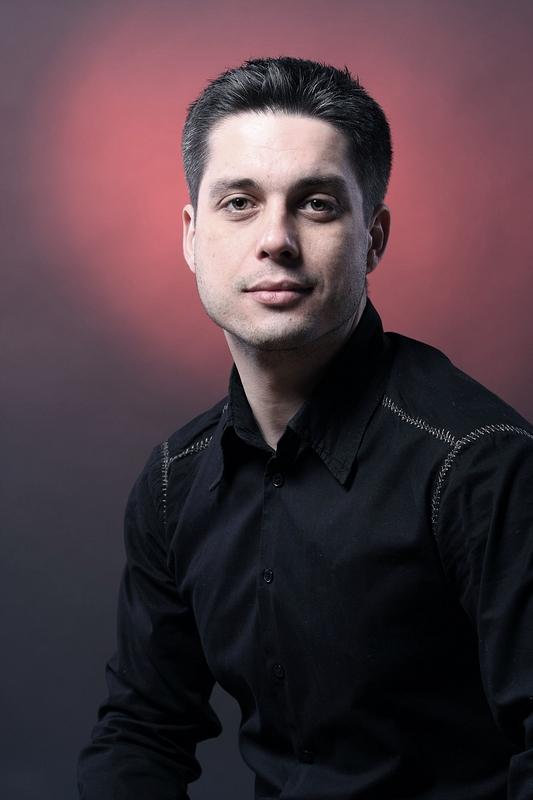Mariusz - sesja Casting